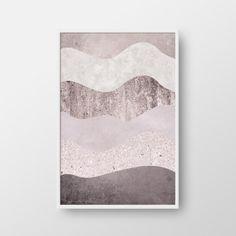 Printable Modern Art Abstract Print Digital by DreamPrintDesigns