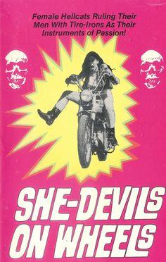 Herschell Gordon Lewis: She-Devils on Wheels