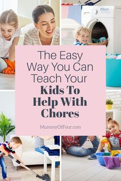 Do you want to know how to get your family to help more around the house? Would you love to get your family to do . Chores And Allowance, Allowance For Kids, Chores For Kids By Age, Age Appropriate Chores For Kids, Parenting Advice, Kids And Parenting, Toddler Milestones, Minimalist Kids, How To Teach Kids