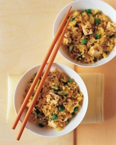 Fried Rice with Tofu and Flaxseed