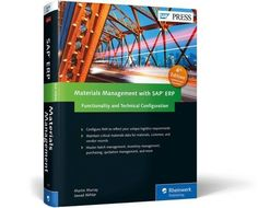 Download free Materials Management with SAP ERP: Functionality and Technical…