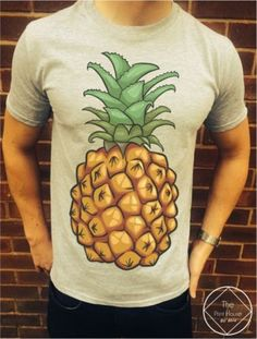 Hey, I found this really awesome Etsy listing at https://www.etsy.com/listing/189579197/pineapple-1-t-shirt-womens-mens-hipster