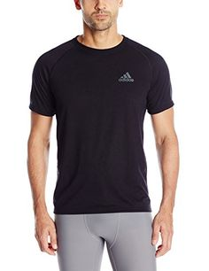adidas Performance Men s Ultimate Short Sleeve Tee e4dc0d82c11