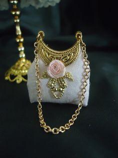 Gorgeous silk purse 1/12th scale door LittleDayDreamStore op Etsy