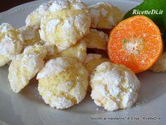 biscotti al mandarino | #frutta