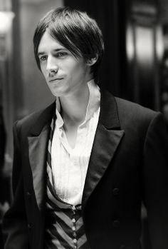 Penny Dreadful. Reeve Carney as Dorian Gray