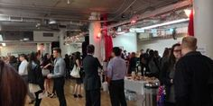 Contrary to popular belief, career fairs are not dead. In fact, they're alive…
