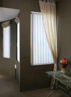 Apartment therapy french door curtains french door curtains design - Shade O Matic S Visionelle Sheer Vertical Wrap Which