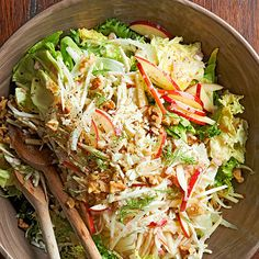 Apple, Celery Root, and Fennel Salad from the Better Homes and Gardens Must-Have Recipes App
