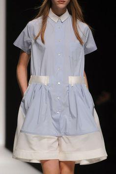 sacai spring cotton shirts - Google Search