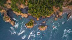 Aerial Photos and UAV Drone Images