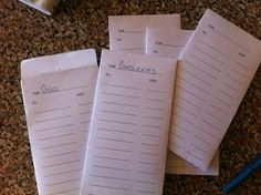 Cardio To Cookies: Dave Ramsey Cash Envelope System - FREE PRINTABLES