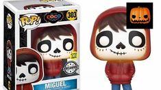 f032e8e3e34 Funko POP Vinyl Miguel Glow In The Dark No 303 Unboxing!Review Disney Pixar  Coco