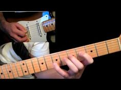 Fast Alternate Picking Exercises For 3-Notes Per String Pt.1 - Advanced Guitar Lesson - YouTube