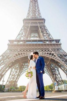"""The Trip Eiffel is really a sign of Paris. It is the most recognizable function of the city and, in fact, the world. Located in the arrondissement, the Eiffel Tower was a marvel of """"modern-day"""" engineering. Paris Engagement Photos, Elegant Engagement Photos, Paris Photography, Couple Photography, Wedding Photography, Portrait Photography, Paris Pictures, Paris Photos, Hotel Des Invalides"""