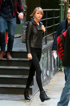 Taylor Swift's best street style moments—December 26, 2014
