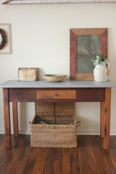 Reclaimed Console...$625.00