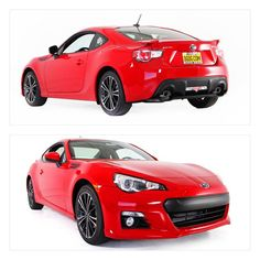 Red #brz in stock now at http://www.sanjose-subaru.com/index.htm | Flickr - Photo Sharing!