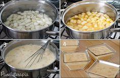 PANELATERAPIA - Blog de Culinária, Gastronomia e Receitas: Gelado de Abacaxi