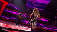 "true HD Haley Reinhart ""Call Me"" Top 8 American Idol 2011 (Apr 13)"
