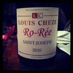 Ro-Ré - 2010 Saint Joseph - Louis Cheze