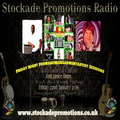 "Check out ""Friday Night Forward Management Artist Sessions"" by Stockade Reggaegeneralculture on Mixcloud"