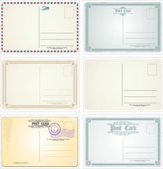 Retro postercard template vector material 03 - https://www.welovesolo.com/retro-postercard-template-vector-material-03/?utm_source=PN&utm_medium=welovesolo59%40gmail.com&utm_campaign=SNAP%2Bfrom%2BWeLoveSoLo