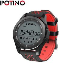 Cheap wearable devices, Buy Quality sport smartwatch directly from China smartwatch fitness Suppliers: POTINO F3 Smart Watch Bracelet IP68 Waterproof Hiking Sports Smartwatch Fitness Tracker Wearable Devices For Android iOS Enjoy ✓Free Shipping Worldwide! ✓Limited Time Sale✓Easy Return. Smartwatch Bluetooth, Bluetooth Watch, Smartwatch Waterproof, Apple Smartwatch, Sport Watches, Cool Watches, Watches For Men, Gps Watches, Popular Watches