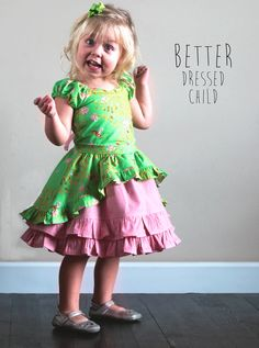 Belle Rococo Dress by FooFoo Threads — Pattern Revolution