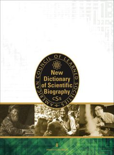 Complete Dictionary of Scientific Biography is now available online