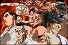 Baki The Grappler Photo: This Photo was uploaded by Tyler_1_2007. Find other Baki The Grappler pictures and photos or upload your own with Photobucket f...