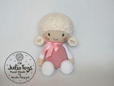 crochet#sheep#pattern Lilin crochet sheep https://www.etsy.com/listing/250166909/lilin-crochet-sheep-pdf-pattern?ref=related-6