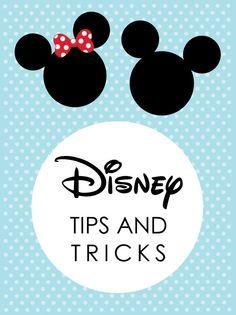 Disney Tips and Tricks - Blue-Eyed Bride