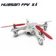 Hubsan X4 H107D FPV RTF RC Quadcopter Drone Camera Video with Live LCD…