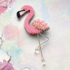 Aplique Flamingo