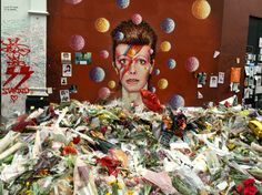 Bowie in Brixton