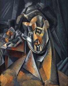 Pablo-Picasso-woman-w-pears-1909-MOMA-NY-Dionigi.jpg (826×1044)