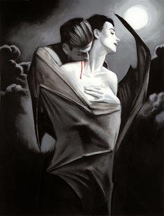 Fernando Vicente blog: Dracula - Edición ilustrada