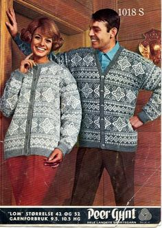 Lom 1018 S Hand Knitting, Knitting Patterns, Norwegian Knitting, Knitting Projects, Shirt Dress, Mens Tops, How To Make, Shirts, Inspiration