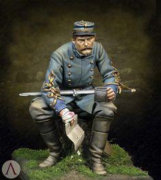 Miguel de Cervantes fue soldado.