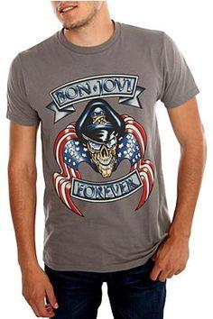 Bon Jovi Forever T-Shirt @ Hot Topic, $24.50