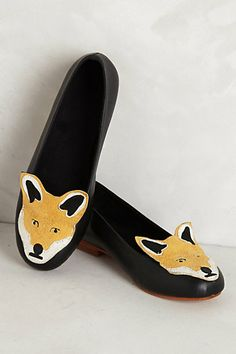 Foxtrotter Loafers #anthropologie