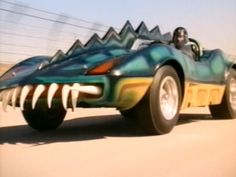 """Awesome car from """"Death Rase 2000"""""""