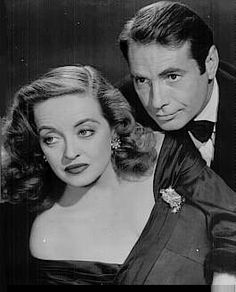 Gary Merrill in All About Eve with Bette Davis