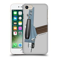 Official Star Trek Pistol Phaser Gadgets Hard Back Case for Apple iPhone 7 -- You can find more details by visiting the image link. (Note:Amazon affiliate link)