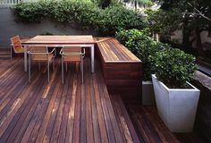 Deck /  William Dangar  dangargroup.com