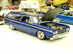 Chevy wagon