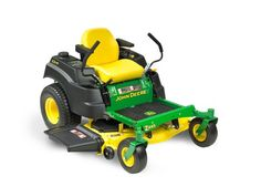 John Deere Z445 with 54-inch high-capacity deck