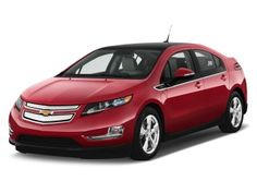 2013 Chevrolet Volt Electric Car. Charge it and go!