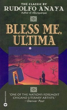 Entering Ninth Grade, Book of Choice Option: Bless Me by Ultima. Williston Northampton School English Department